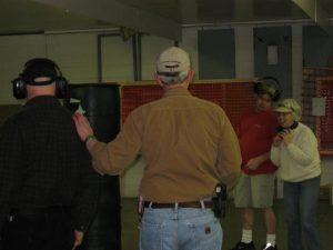 Firearms Instructor